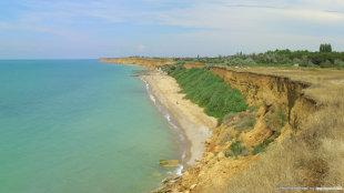 пляж Андреевка