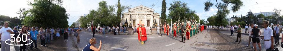 Военно-исторический оркестр Мехтер, Турция