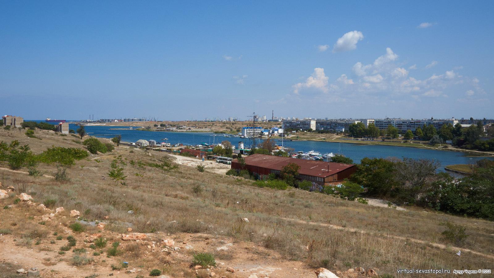 казачья бухта севастополь фото