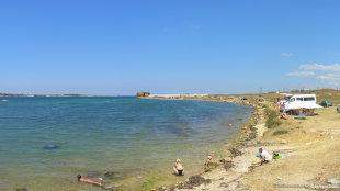 пляж Казачья бухта