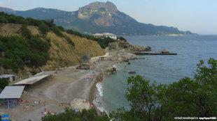 пляж Батилиман, Чайка