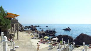 пляж Ласпи