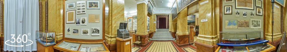 Военно-исторический музей Черноморского флота России, зал № 3