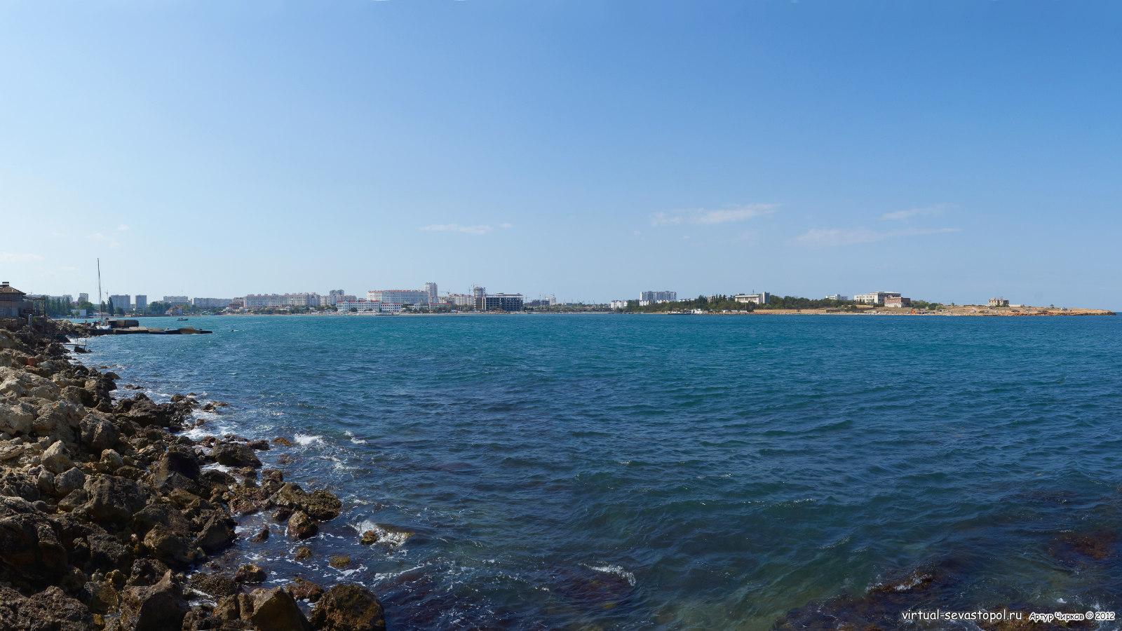 Камышовая бухта севастополь фото пляжа