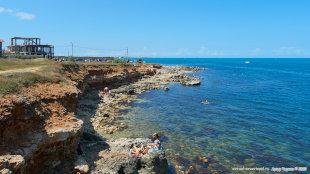 Фото пляж адмиральская лагуна