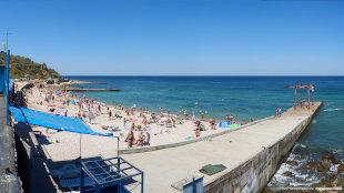 пляж Толстяк Радиогорка