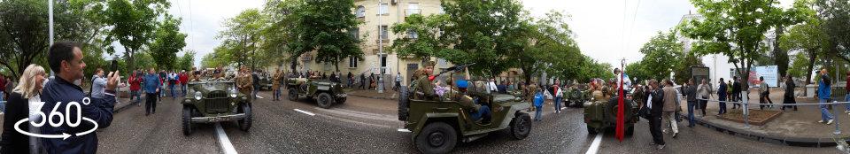 Военные автомобили времен Великой Отечественной войны